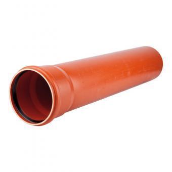 Трубы и фитинги для наружной канализации