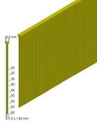 Штифт Prebena тип N 1.5х1.65мм