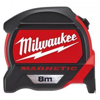 Рулетка Milwaukee Premium 8м/27мм