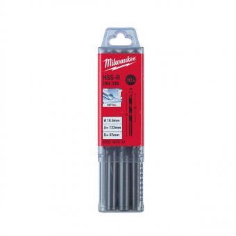 Свердло по металу HSS-R DIN338 Milwaukee 6,5Х101мм
