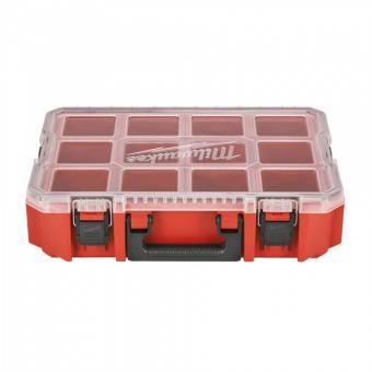 Ящик - органайзер для будмайданчика Milwaukee (455x360x110, 1шт.)