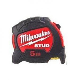 Рулетка STUD Milwaukee 5м/27мм