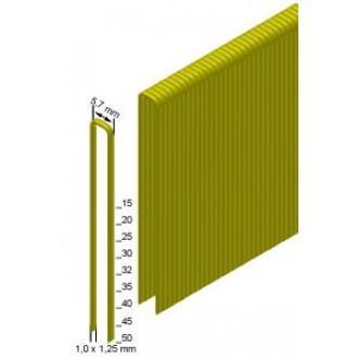 Скоба каркасна (столярна) Prebena тип E-16 ширина 5.7мм (4,8 тис. Шт.)