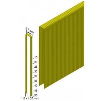 Скоба каркасна (столярна) Prebena тип E-25 ширина 5.7мм (3 тис. Шт.)