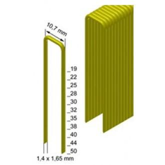 Скоба каркасна (столярна) Prebena тип LM-38 ширина 10.7мм (3 тис. Шт.)