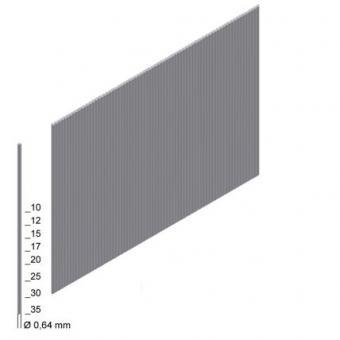 Микрошпилька EZ-Fasten тип P6-25 (10 тис. шт.)