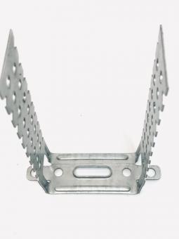 Підвіс для гіпсокатону 125 х 60 х 0,6 мм