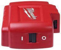 Зарядний пристрій-адаптер MILWAUKEE M18 USB