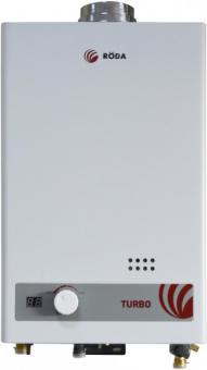 Газовий проточний водонагрівач RODA JSD20-Т1
